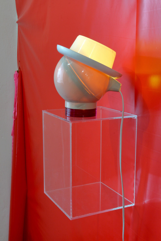 #28 Gentleman's Head Lamp