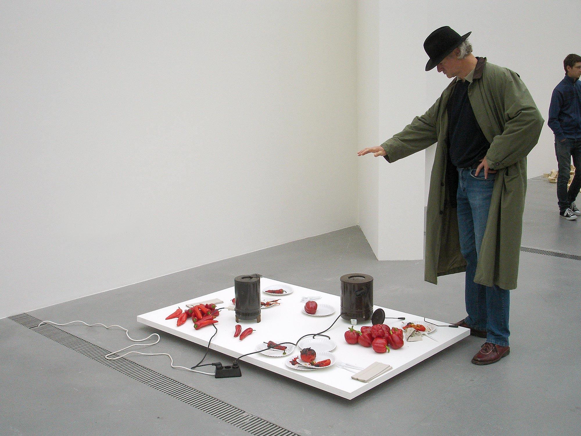 Lentos Museum Linz, 2009 * Triennale Linz 1.0